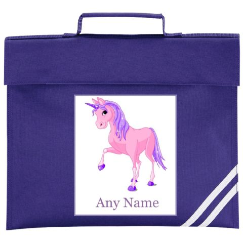 Unicorn Book Bag